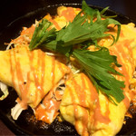 わらい食堂 - 豚平焼き