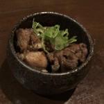 鶏匠吟八 - 酢モツ
