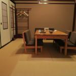 乙女寿司 - 30年7月 個室