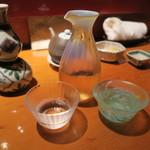 乙女寿司 - 30年7月 能登誉 純米吟醸
