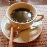 TAI THAI - 食後のコーヒー