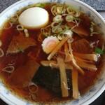 ヤマキ馬肉ラーメン - チャーシューメン  650円