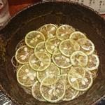 菊屋らん丸 - すだち蕎麦