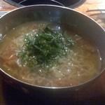 牛角 - 「梅しそ冷麺・レギュラー(745円)」[平成30年7月19日(木)]