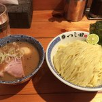 89529213 - 濃厚特製つけ麺 1200円 麺 375g