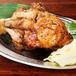 讃岐の味 塩がま屋 - 骨付き鶏