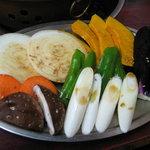 韓国苑 - 野菜