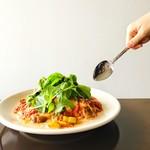 ポモドーロ - 料理写真:ふわとろオムライス