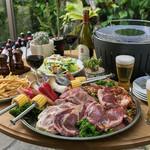 フリーマンズスポーティングクラブ レストラン - 7/20~ BBQ