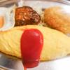 キッチン パンチ - 料理写真:洋食天国