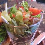 グッド マンチーズ - サラダ(大盛り)