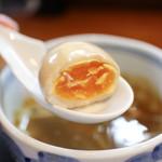 つけ麺 舞 - 味玉☆