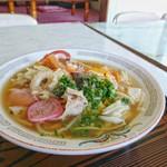 仁保いこい食堂 - 料理写真:チャンポン[¥600]