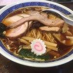 89535803 - ワンタンチャーシュー麺 大盛り