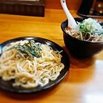 麺屋 海老蔵 - 限定特製つけ麺950円