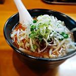 麺屋 海老蔵 - つけ汁