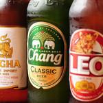 沌 - ドリンク写真:ビール