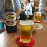 89536428 - 瓶ビールはキリン