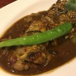 中華料理 八戒 - Osamu式骨付鶏カリィアップ