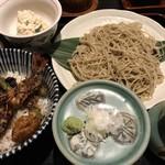 正衛 - ミニ天丼定食