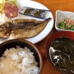 松大丸 - 朝定食