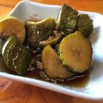 松大丸 - 胡瓜漬物
