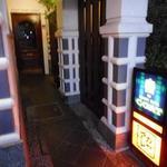 メインバー コート - お店の入口