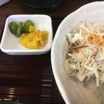 ちょんたま食堂 - 香の物