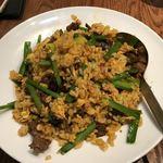 目黒菜館 - 麻辣牛肉炒飯