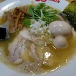 モンキーらーめん  - 料理写真:特製 塩(900円)