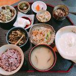 首里いろは庭 - 料理写真:石畳定食 1500円