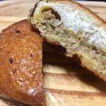 89546369 - 「ピロシキ」は、ちょっと油っぽいけど、ひき肉餡が美味しい!!