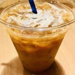 ベーカリー&カフェ ブルージン - ミルクを入れて♪