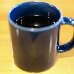 89547883 - モーニングセット 750円 のコーヒー