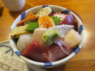 魚正 - 美味しいです