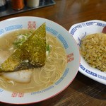 """食""""留麺 - Aランチ"""