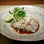 クロモリ - 石巻 太刀魚の炙り