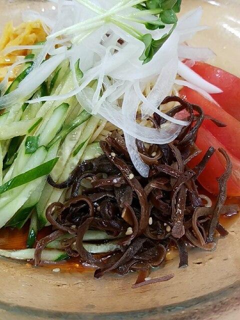 中華そば こてつ - キクラゲ