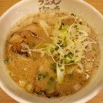ラーメン海鳴 - 魚介豚骨:720円