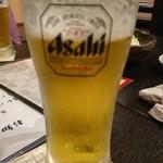 Yakitoriaren - 生ビール
