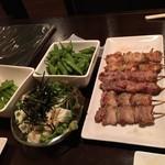 やきとり米澤 - 料理写真: