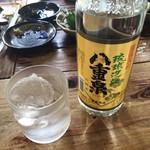89558131 - 「八重泉 (3合ボトル)」(1200円)