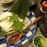 禅紫 - 手作り豆腐