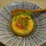 禅紫 - とうもろこしの豆腐