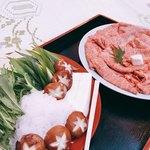 藤清 - 料理写真:『肉すき焼き』様(コースで9640円)