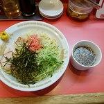 一龍 - 全景 冷やし中華つけ麺