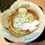 麺や陽風 - 料理写真:濃厚煮干し味玉豚チャーシュー増し