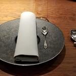 ヒロト - テーブルセット