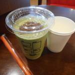 タリーズコーヒー - 抹茶リスタのショートサイズ¥590-