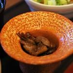 鰻作 - 肝の時雨煮